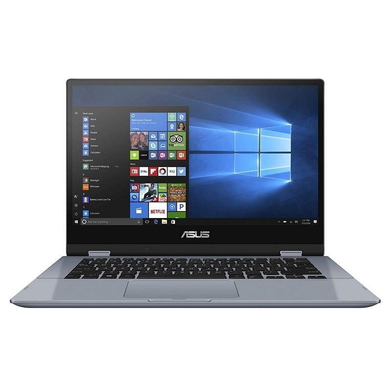 LAPTOP ASUS VIVOBOOK FLIP TP412UA-EC175T 14 TOUCH/i3-7020U/4 Hard GB/SSD128 Hard GB/WIN10