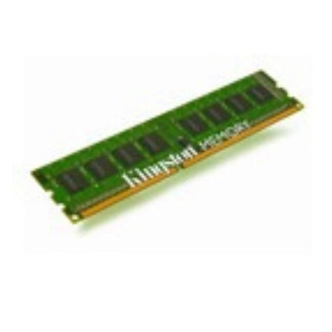Module Kingston Technology ValueRAM 8 GB DDR3 1333 MHz, 8 GB, 1x8 GB, DDR3, 1333 MHz, DIMM 240 broches