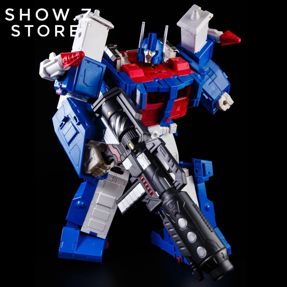 [Show.Z Store] Toy House Factory THF-04 Ultra Magnus MP-22 Hyper Magnum Transformation Action Figure thf 51 thf 51s