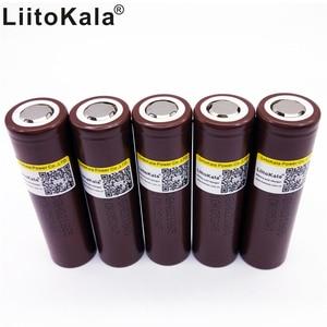 Image 2 - LiitoKala pilas recargables de alta descarga, 9 unids/lote, lii 30A, HG2, 18650, 3000mah, gran corriente, 30A