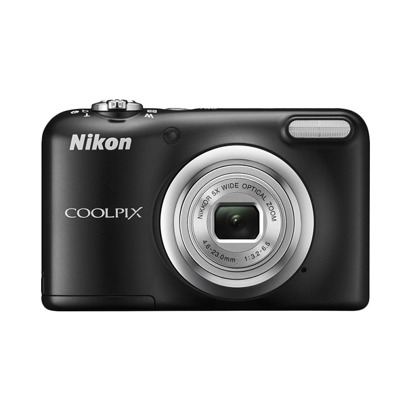 Фото - Point & Shoot Camera Nikon COOLPIX A10 meike fc 100 for nikon canon fc 100 macro ring flash light nikon d7100 d7000 d5200 d5100 d5000 d3200 d310