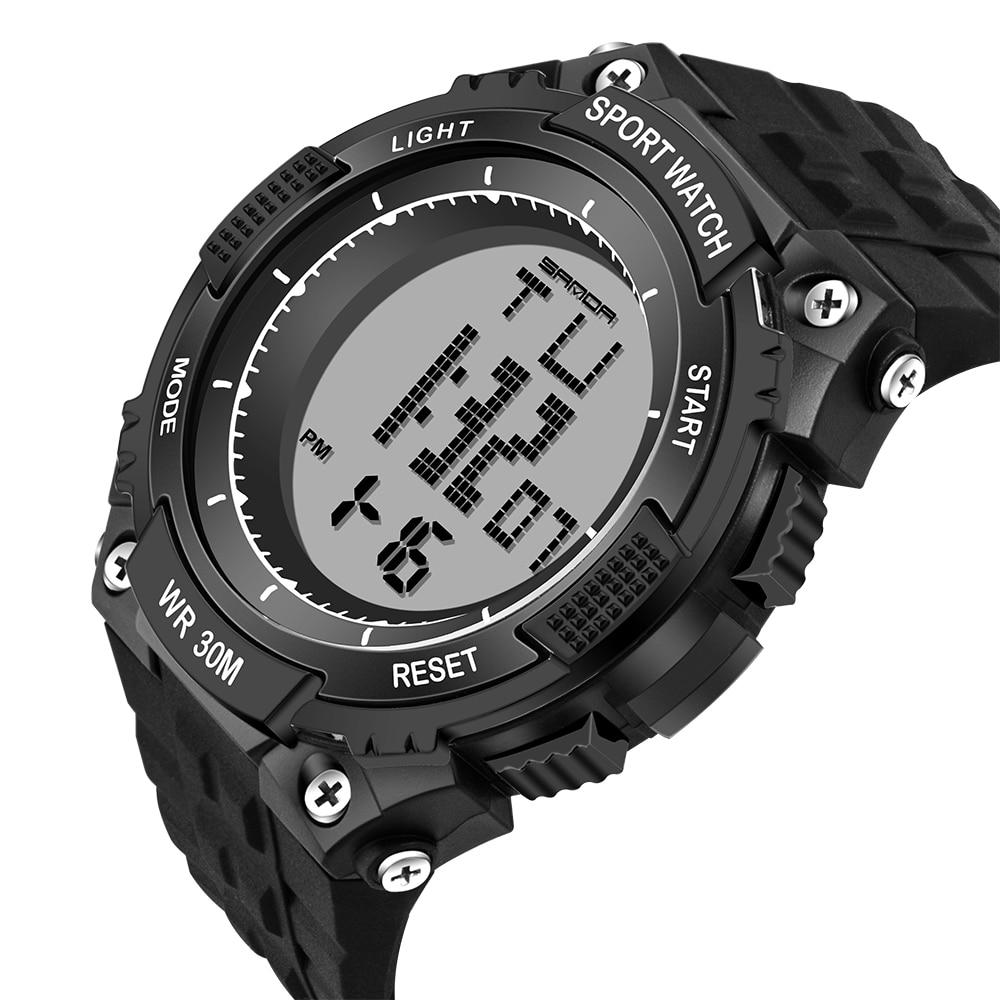 Reloj Sport Men Watches Relojes de buceo digital Outdoor Swim diseño - Relojes para hombres - foto 5