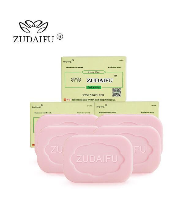 Russian customers 20PCS ZUDAIFU Sulfur Soap 80PCS YIGANE RJING SULFUL SOAP