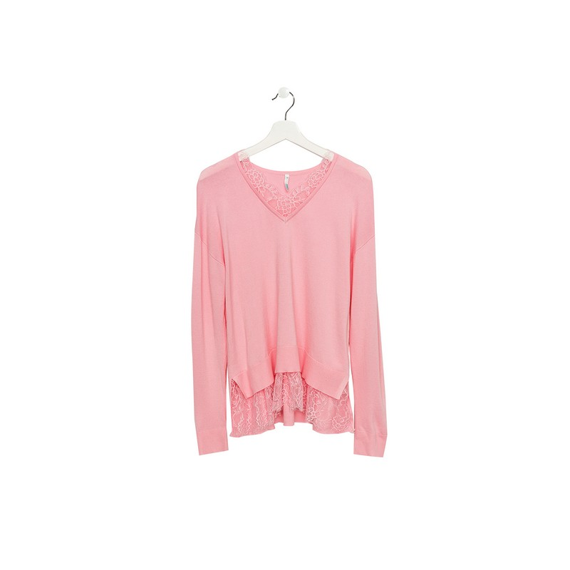 Sweaters jumper befree for female  sweater long sleeve women clothes apparel woman turtleneck pullover 1811556860-90 TF
