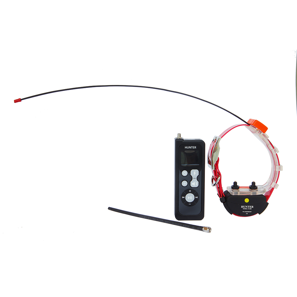 Waterprrof GPS Tracker Dog Training Collar Range up to 25 Km Without SIM Card  GPS-DTR-25000-0