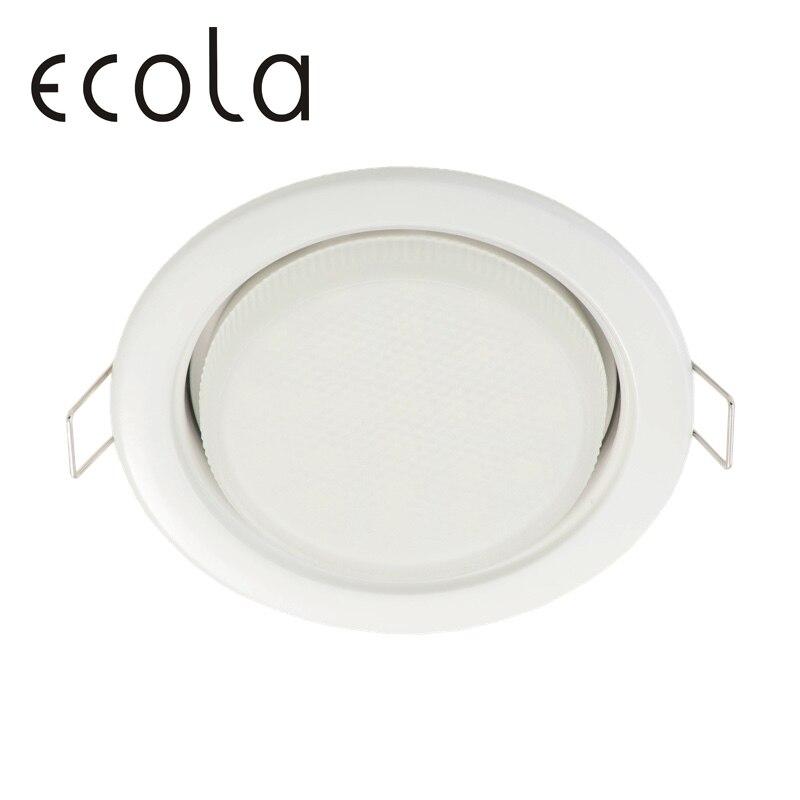 Ecola GX53-H4-GL lâmpada profundo recesso lâmpada GX53 48x106mm