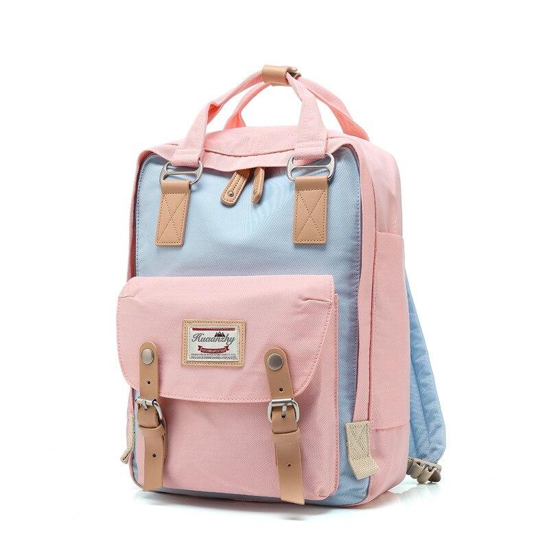 Wasserdicht College Kanken Rucksack für Teenager Mädchen Mode Damen Schule Rucksäcke Top Griff Laptop reisetasche Unisex Mochila