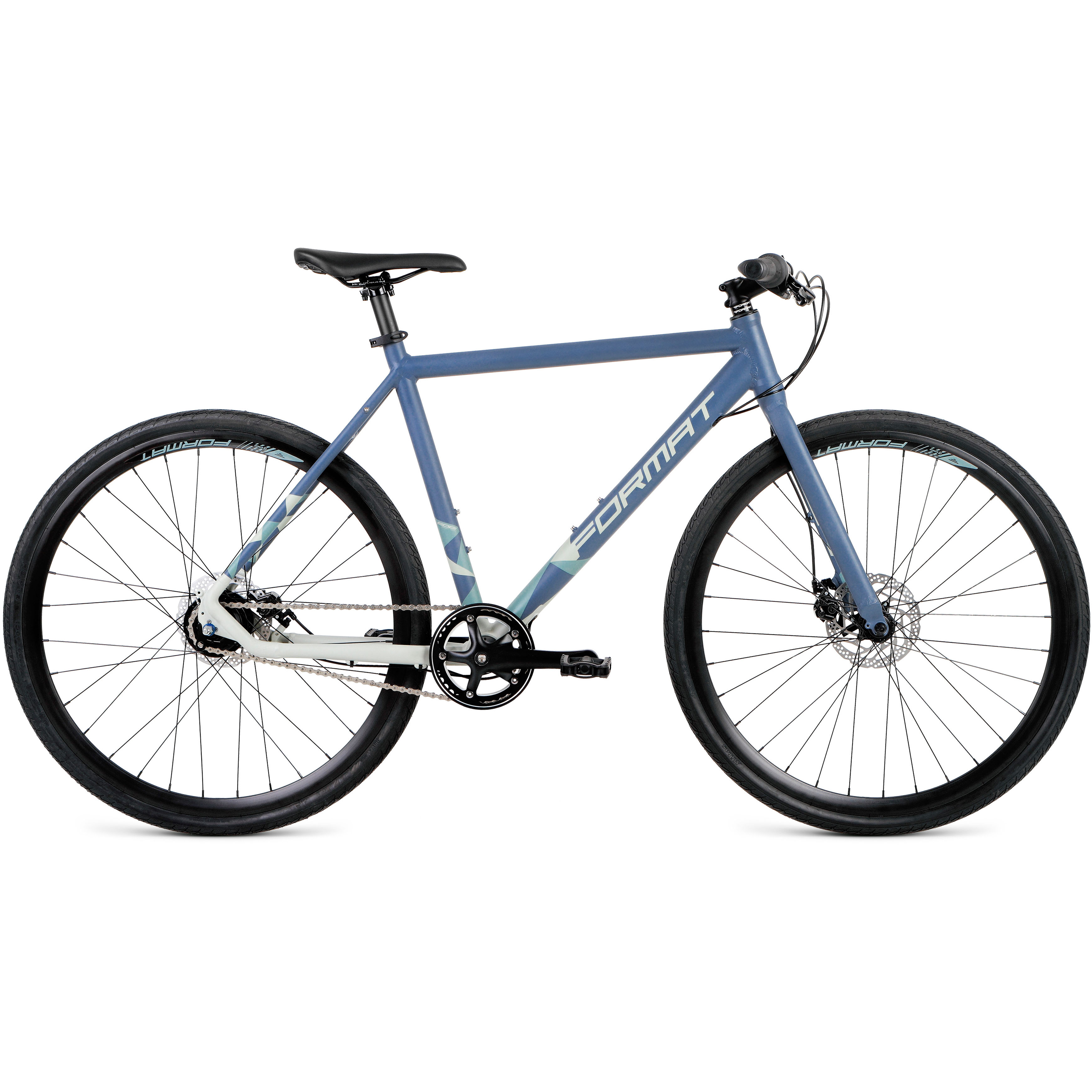 Bicycle FORMAT 5341 (700C 8 IC. Height 540mm) 2017-2018 цена и фото