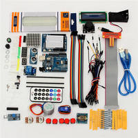 Hot Sale High Quality Ultimate UNO R3 Starter Kit For Arduino 1602 LCD Servo Motor Relay