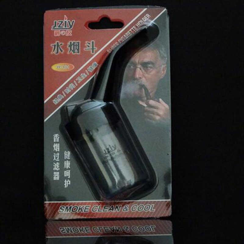 MoDi High Quality Weed-Pocket Size Mini Pipe Water Smoking Tobacco Pipe Hookah-Filter Fashion Free Shipping