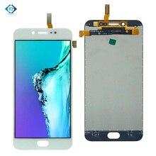 """5.5 """"كامل شاشة LCD ل فيفو V5 1601 شاشة إل سي دي باللمس قطع غيار للشاشة جزء ل فيفو V5 Y67 شاشة إصلاح أجزاء كاملة"""