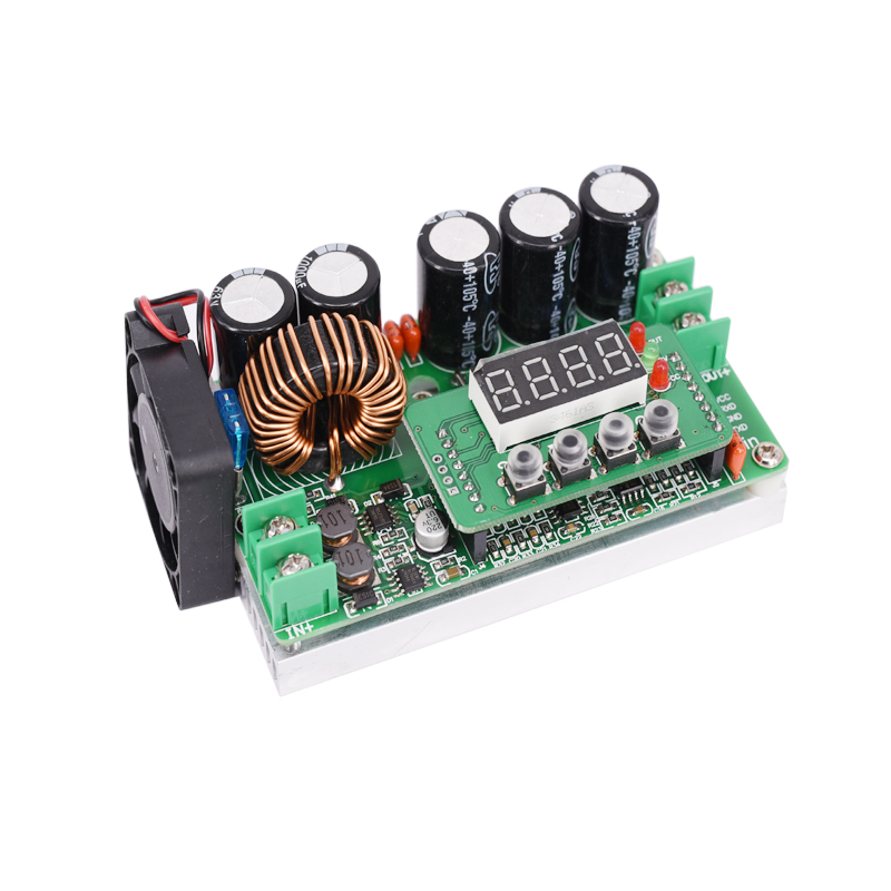 600W DC-DC Boost Module High Power Adjustable Boost Module Digital Display DC Constant Voltage Constant Current Power Supply 10a dc power adjustable step down dc constant voltage constant current power supply module lcd screen