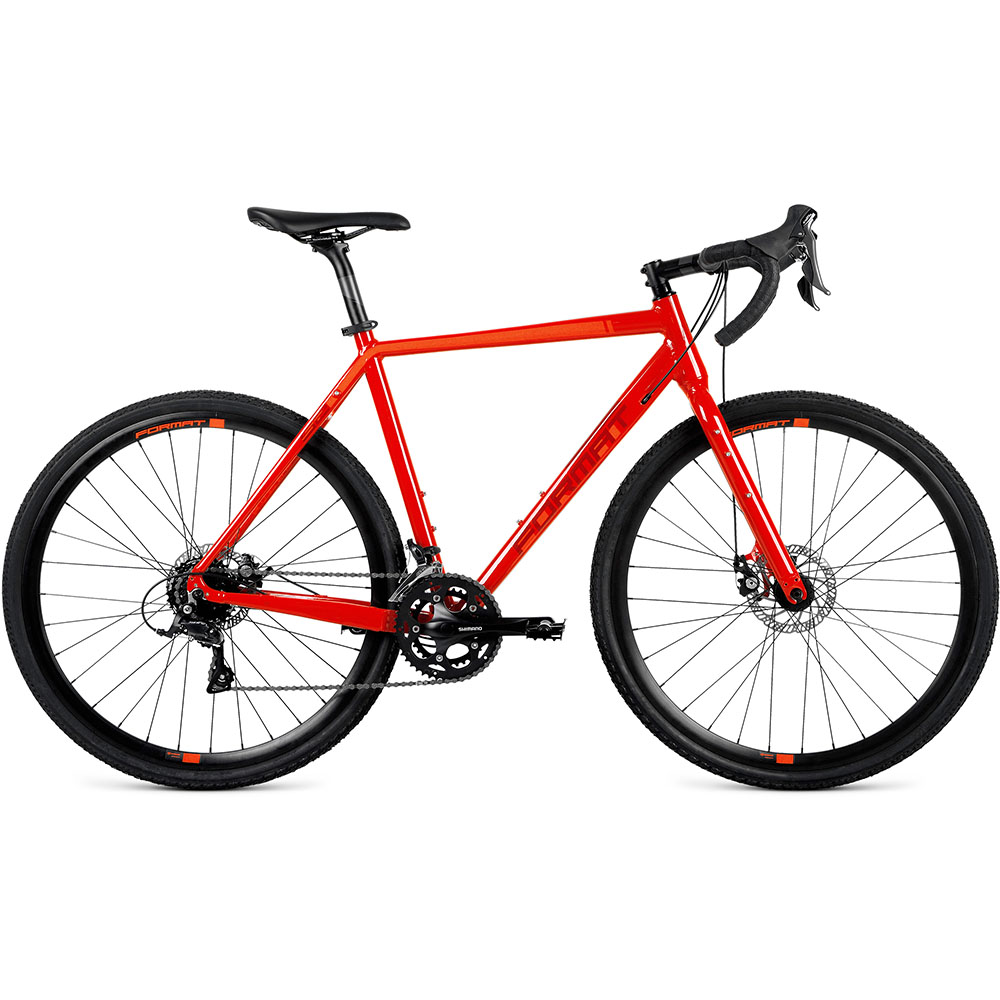 Bicycle FORMAT 5221 (700C 16 IC. Height 550mm) 2017-2018 format kids girl 16 2017