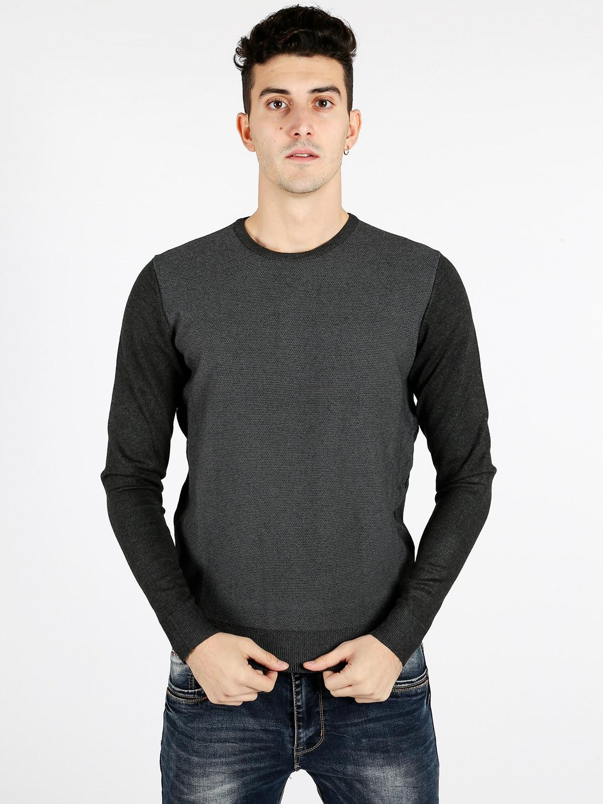 Sweater Men's Heather