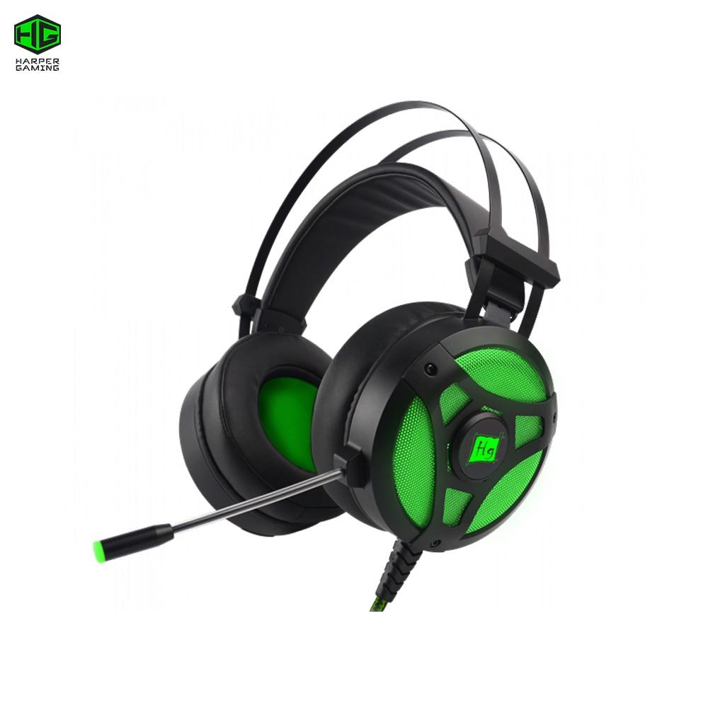 цена на PC Computer gaming headset HARPER GHS-X10 Hellfire cyber sports
