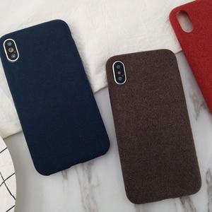 Image 5 - Moskado Plushผ้าสำหรับApple iPhone 11 12Pro X XS Max XR 8 7 6S Plus SE 2020 11แฟชั่นอบอุ่นนุ่มปกหลังกรณี