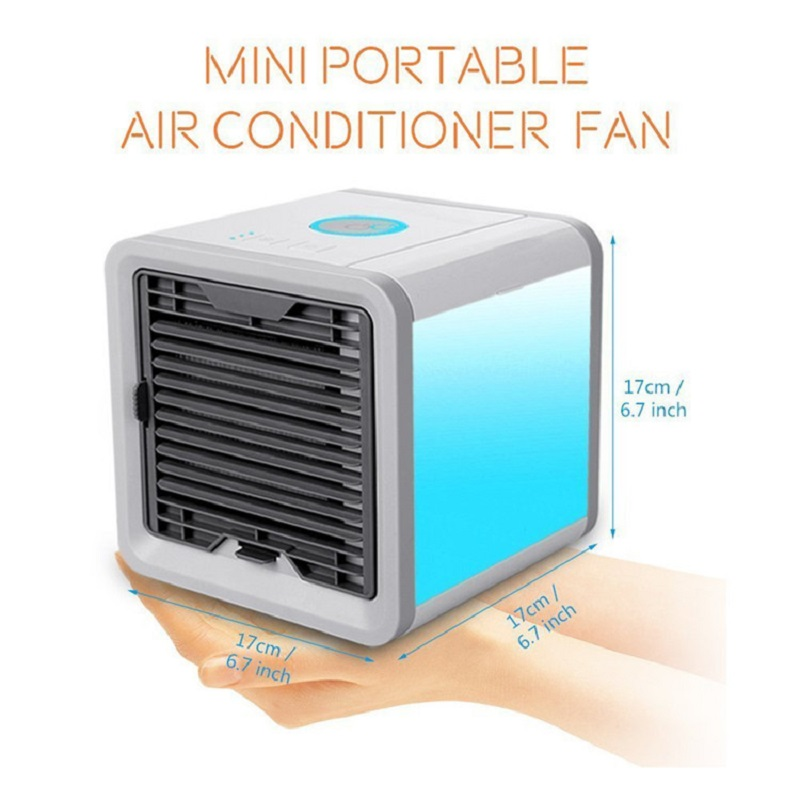 NEW Air Cooler Cheap Arctic Air Cooler Quick & Easy Way To Cool Any Space Air Conditioner Device Home Office Desk Dropshipping