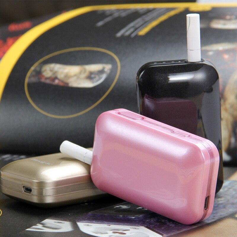 Boîte de Cigarette électronique stylo vaporisateur électronique cigarette kit 2900 mah batterie herbe sèche vaporisateur heets