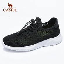 Men's Shoes CAMEL Cushioning-Shoes Spring Jogging Breathable Sports Summer New-Fashion