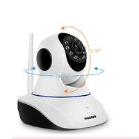 Беспроводной Wi-Fi IP корпус камеры охранных и сигнализация видеонаблюдения комплект Системы Plug and Play Pan Tilt HD 720 P CCTV интеллектуальный пульт дист...