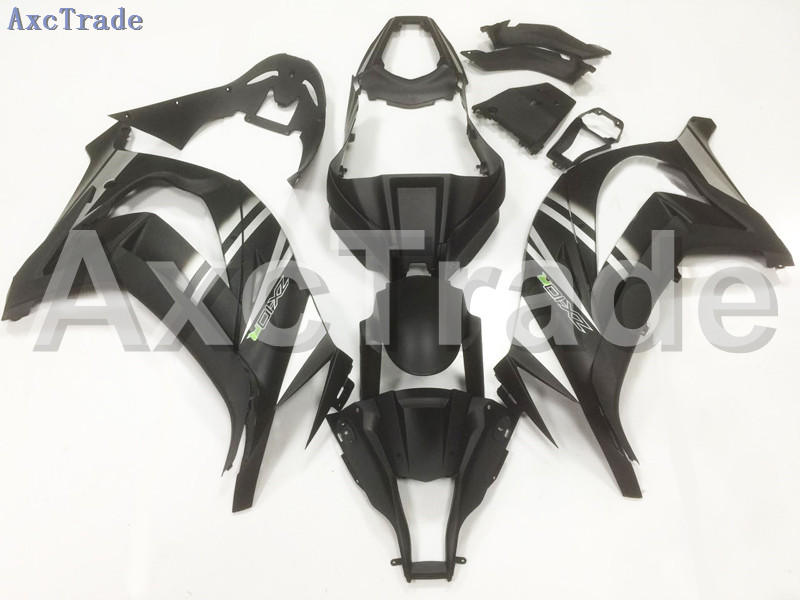 Motorcycle Fairings Kits For Kawasaki Ninja ZX10R ZX-10R 2011-2015 11 - 15 ABS Plastic Injection Fairing Bodywork Kit Black A105 moto motorcycle fairing kit for kawasaki ninja zx10r zx 10r 2008 2009 2010 08 09 10 abs plastic fairings fairing kit white black