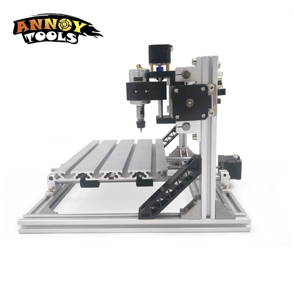 CNC 2418 laser cutter CNC machine de gravure 500 mw / 2500 mw / 5500 - Machines à bois - Photo 2