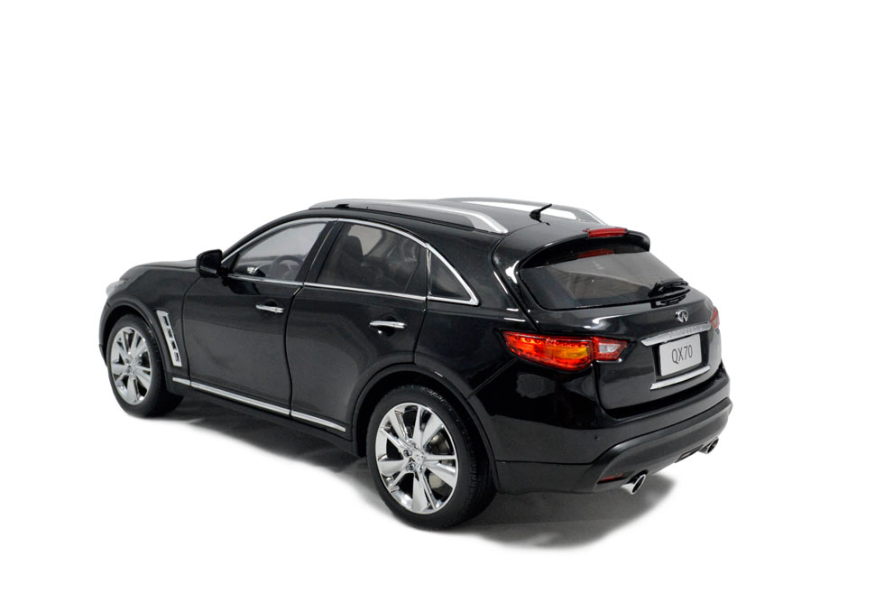Paudi نموذج 1:18 مقياس إنفينيتي QX70 الأسود دييكاست نموذج سيارة سيارات لعبة لعبة نموذج سيارة الأبواب مفتوحة-في سيارات لعبة ومجسمات معدنية من الألعاب والهوايات على  مجموعة 2
