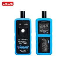 Vxscan EL-50448 Авто датчик давления в шинах TPMS инструмент активации OEC-T5 для Gm серии автомобиля EL50448