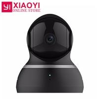 [International Edition] YI 1080P Dome Camera XIAOMI YI Security Wifi IP Camera Pan Tilt Control 112 Wide Angle 360 Degree View