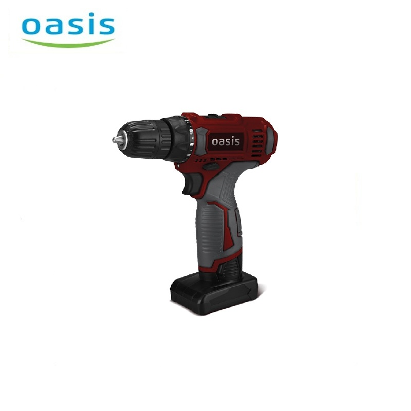 Cordless screwdriver Oasis AS-18V Drill Mini Wireless Power Driver Multi-function Lithium Battery Tightening of threaded connect portable multi function sms gprs gps vehicle tracker black