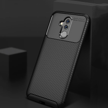 Ikrsses Case For Huawei Mate 20 lite Case Luxury Carbon Fiber Ultra Thin Silicone Soft TPU Case for Huawei Mate 20 Lite Cover cover case for huawei mate 10 pro soft carbon fiber luxury tpu