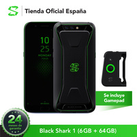 EU Version Black Shark 6GB 64GB (24 months official warranty) blackshark 64gb ¡Snapdragon 845, New, Phone!
