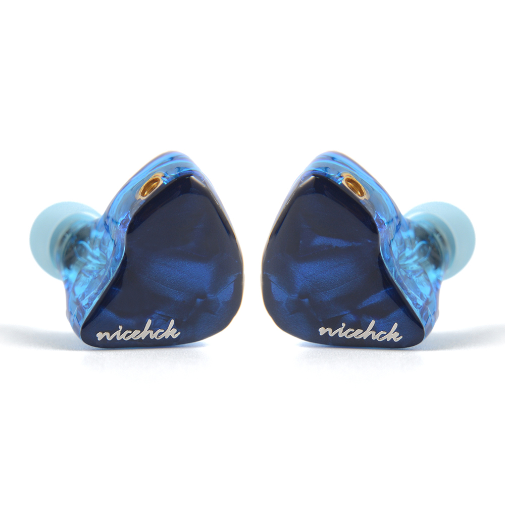 NICEHCK HKX 10BA Drive Unit In Ear Earphone IEM 10 Balanced Armature HIFI Monitoring Stage DJ