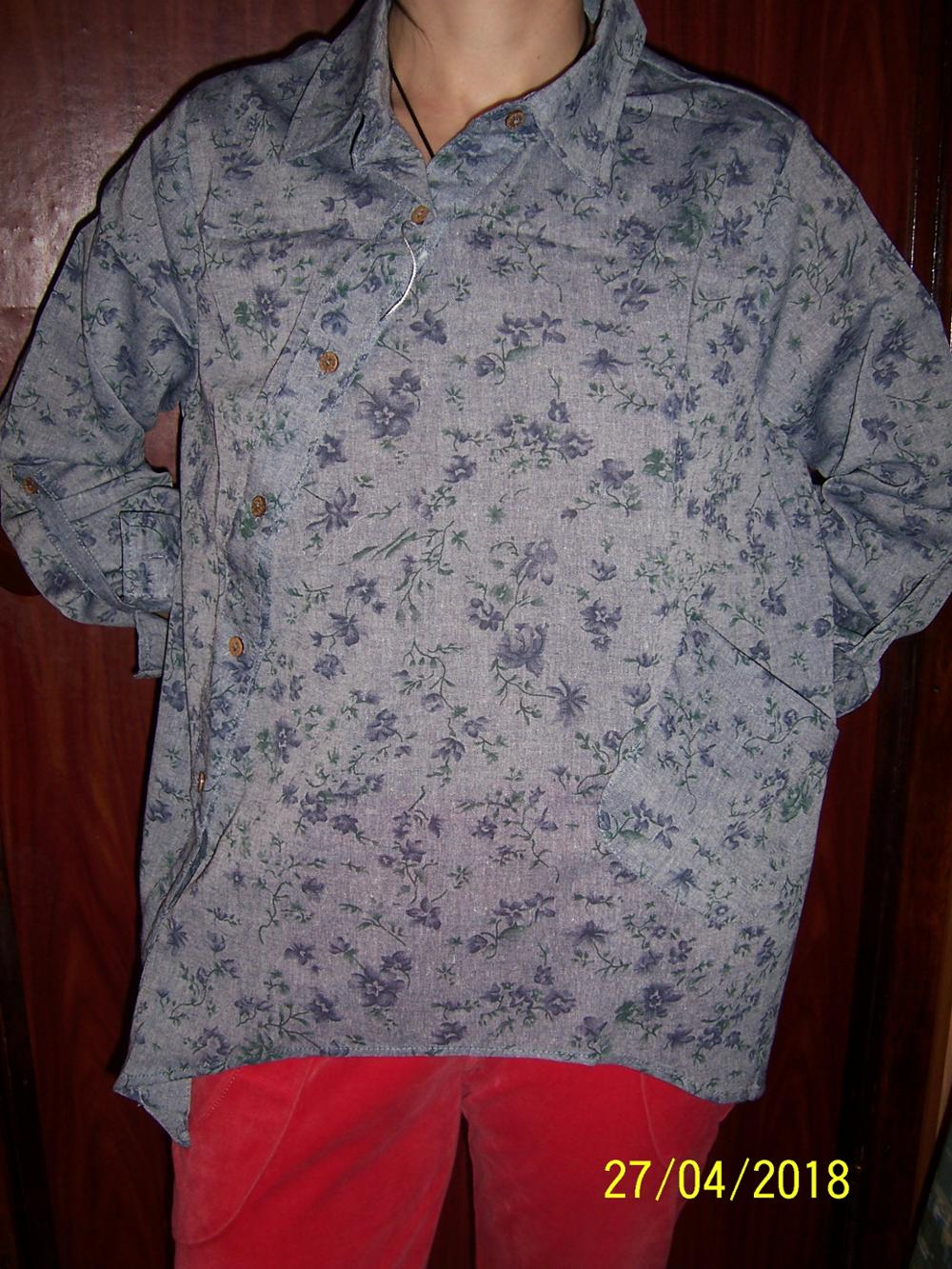 Cotton Loose Blouse photo review