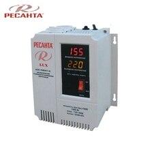 Однофазный стабилизатор напряжения Ресанта ASN-1500N/1-C LUX