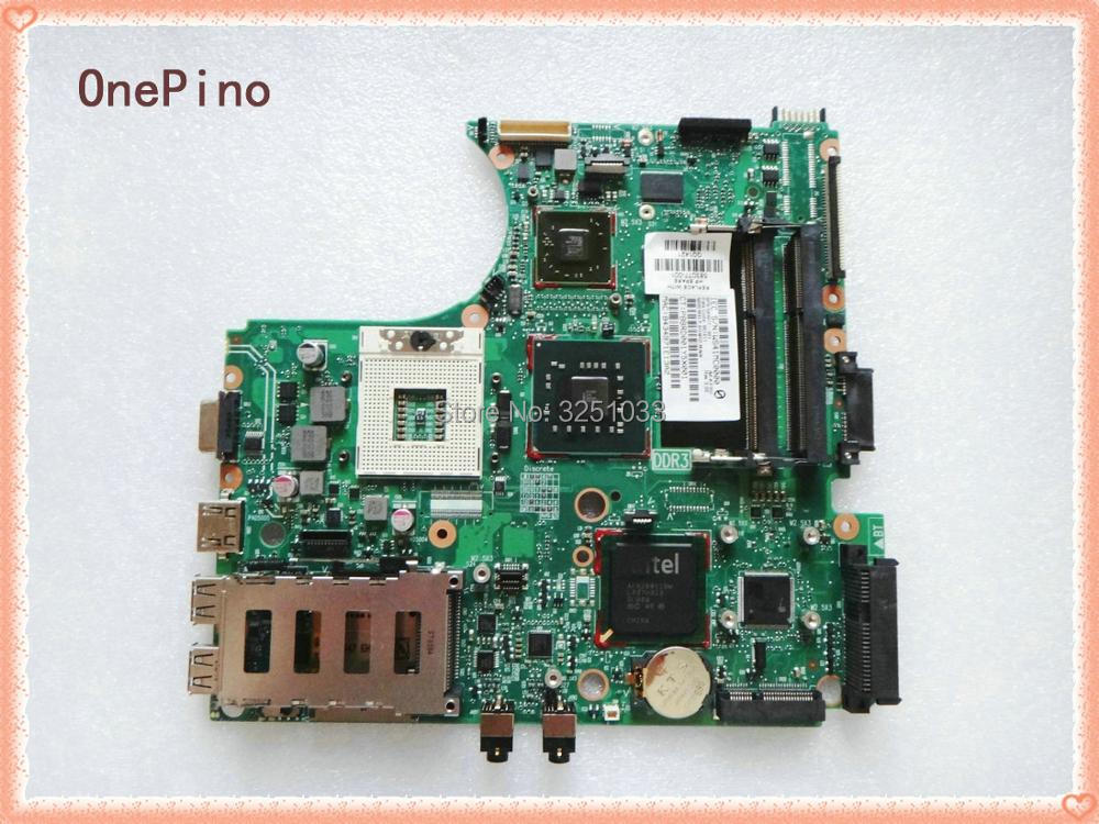 583077-001 FOR HP ProBook 4510s / 4710s /4410s/ 4411s Notebook PC  motherboard DDR3  100% testado 683600 501 683600 001 system board fit for hp probook 4540s 4545s 4445s series notebook pc motherboard 100% working