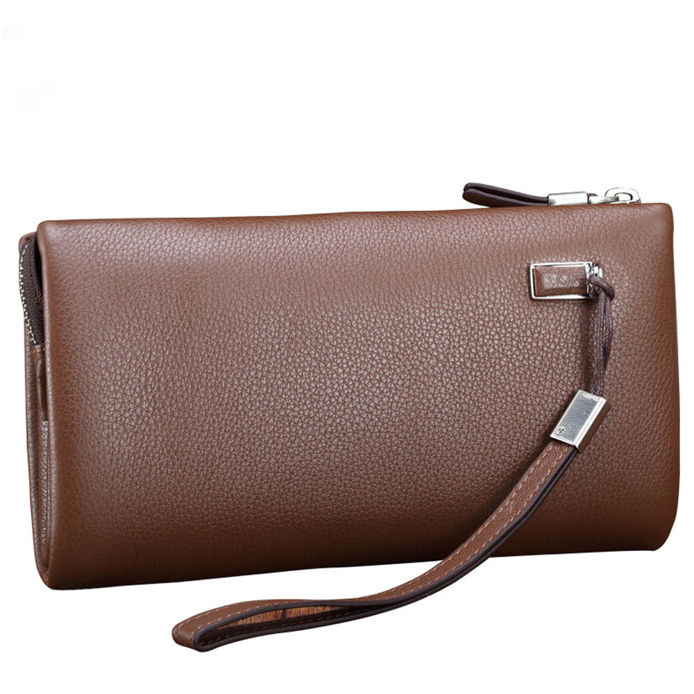 Classic Style Wallet Genuine Leather Men Wallets Short Male Purse Card Holder Wallet Men Fashion High Quality Suitable for mobil dalfr genuine leather wallets for men card holder male short wallet cowhide hasip style fashion money coin purse for men