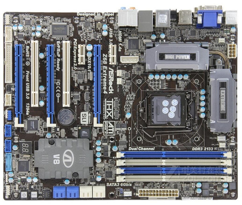 ASROCK Z68 EXTREME4 WINDOWS 7 DRIVER