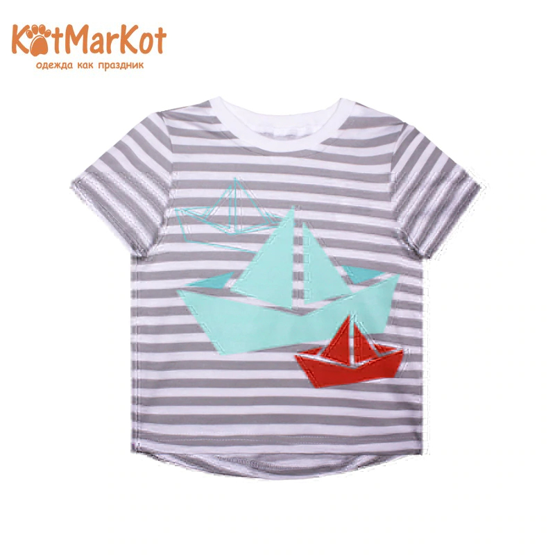 T-shirt Kotmarkot 14338 children clothing for boys kid clothes t shirt kotmarkot 7759 children clothing cotton for baby boys kid clothes