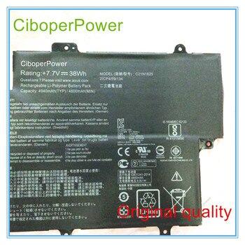 7.7V 38Wh Original  Li-ion Battery For C21N1625 Laptop