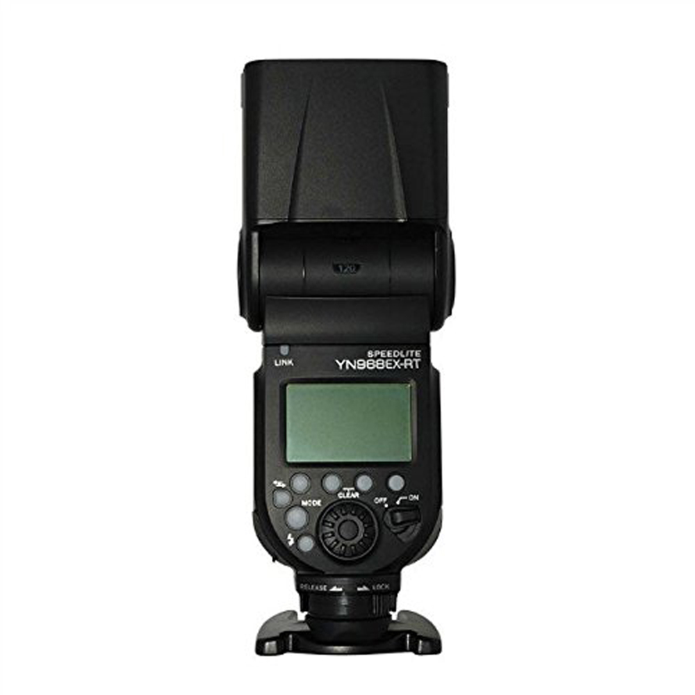 YONGNUO YN968EX RT LED Sans Fil Flash Speedlite Maître TTL HSS pour Canon 6D 80D 600D 200D 5D Mark IV G7X Mark II-in Clignote from Electronique    2