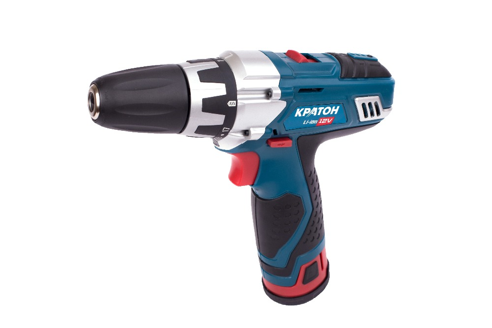 Cordless Drill-Screwdriver KRATON CDL-12-2-H
