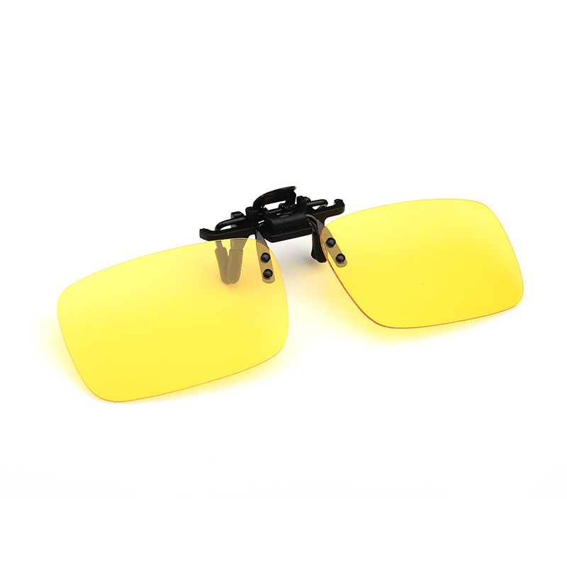 ad815e9372 Strong Toyers Unisex Men Women UV400 Polarized Sunglasses Clip On Myopia  Glasses Travel Sun Glasses Day Night Vision goggles-in Fishing Eyewear from  Sports ...