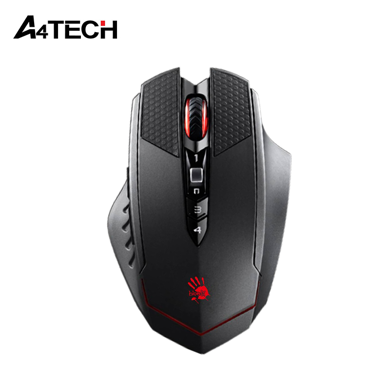 лучшая цена Gaming mouse A4 Bloody Warrior RT7/RT70