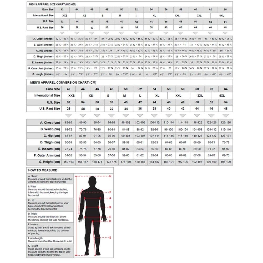 Size Chart Amazon