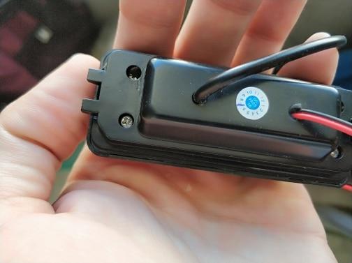 LEEWA Car Rear View Parking Camera For Skoda Superb(01~08)/ VW Passat/Polo/Magotan Scirocco Seat Leon Altea/ EOS 4 #CA1724