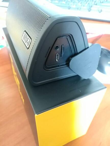 Mifa портативный bluetooth спикер Портативный беспроводной громкоговорительЗвуковая система 10W пространство стерео музыки Водонепроницаемый открытый спикер