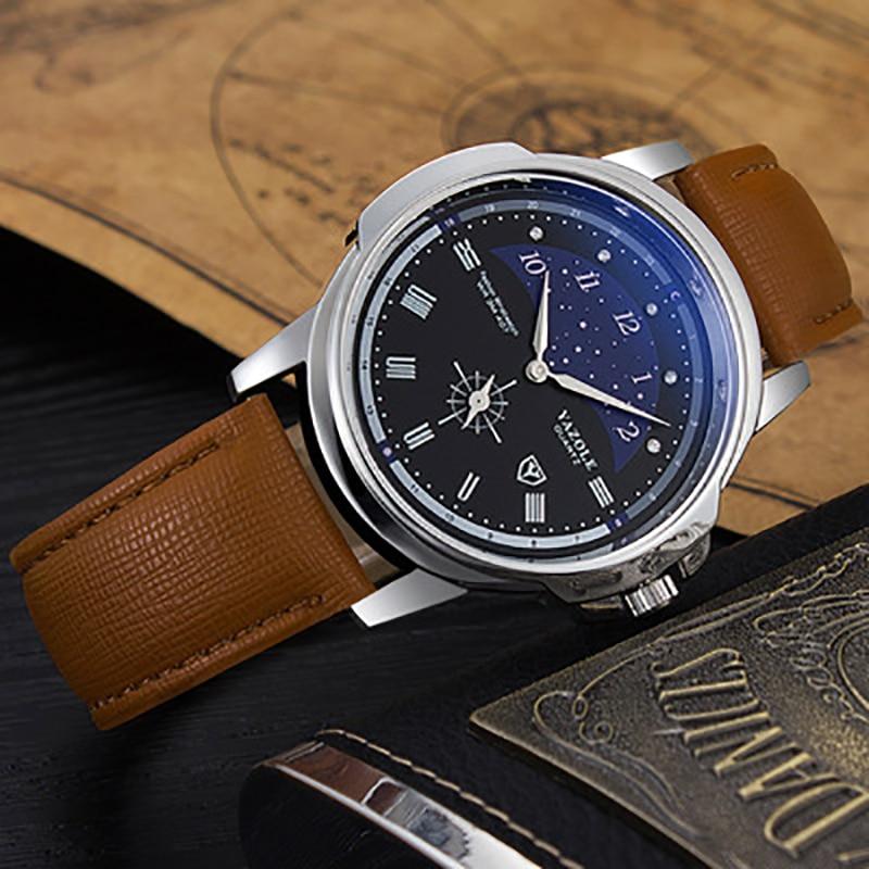 Zegarek dla mężczyzn Biznes Płeć Męskie Zegarki Luksusowe - Męskie zegarki - Zdjęcie 3
