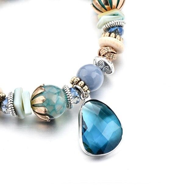 Фото chicvie голубые браслеты из нержавеющей стали для самостоятельного цена