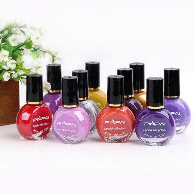 Esmalte de uñas Elegante Respetuoso Del Medio Ambiente 10 ml Sello ...